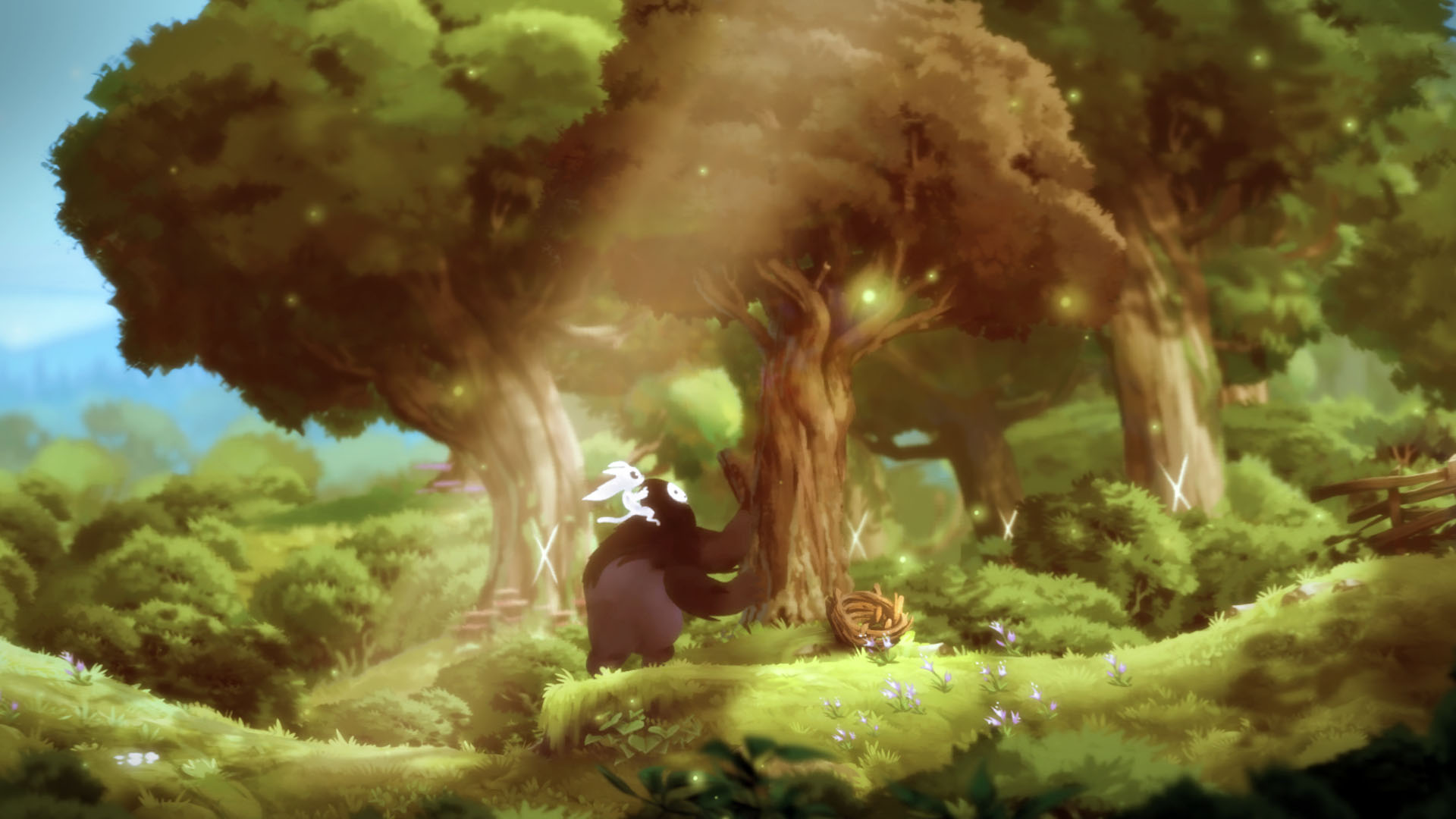 Ori And The Blind Forest Page 2 Polycount